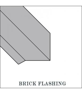 Aluminum Brick Flashing