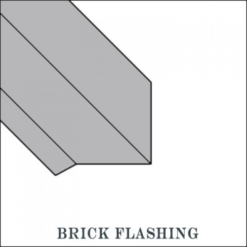 Aluminum Brick Flashing Trim Bender