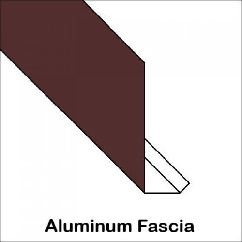 Aluminum Fascia With Return Trim Bender