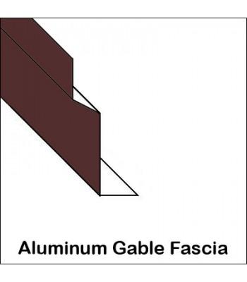 Gable Fascia Angled