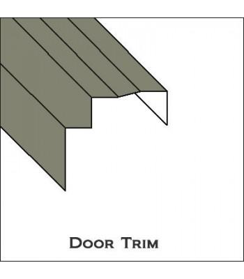 Aluminum Door Trim