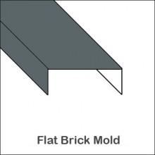 Aluminum Flat Brick Mold Trim Bender