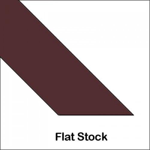 Aluminum Flat Stock Trim Bender
