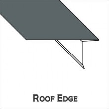 Aluminum Roof Edge