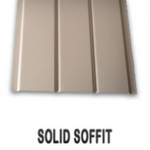 Aluminum Soffit Solid