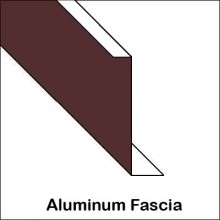 Aluminum Fascia With Roof Edge