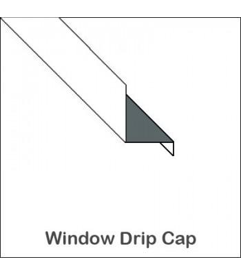 Custom Aluminum Drip Cap