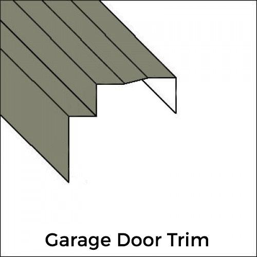 Aluminum Garage Door Trim Trim Bender