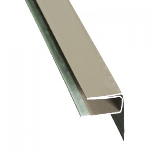 Aluminum Soffit F Channel Trim Bender