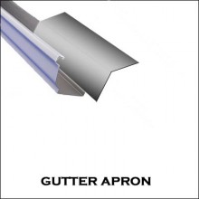 Gutter Apron/Flashing