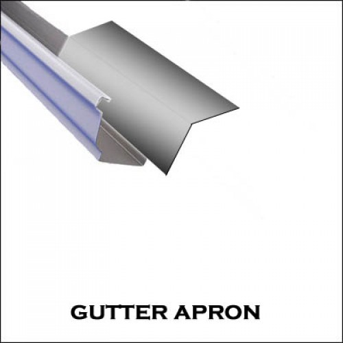 Gutter Apron Flashing Trim Bender